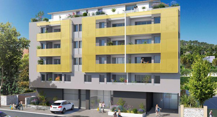 Photo du Résidence « Villa Marquise » programme immobilier neuf en Loi Pinel à Sète