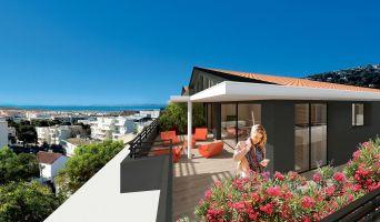 Résidence « Villa Nérée » programme immobilier neuf en Loi Pinel à Sète n°1