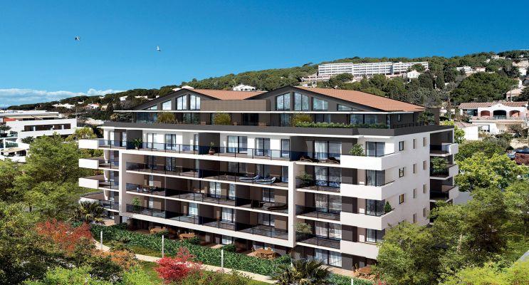 Résidence « Villa Nérée » programme immobilier neuf en Loi Pinel à Sète n°2