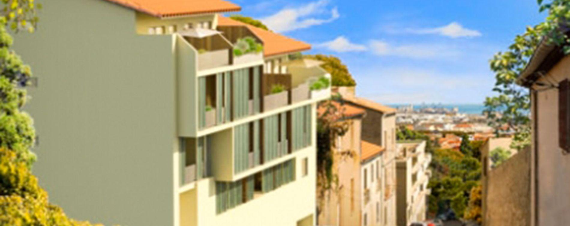 Résidence Vista Mare à Sète