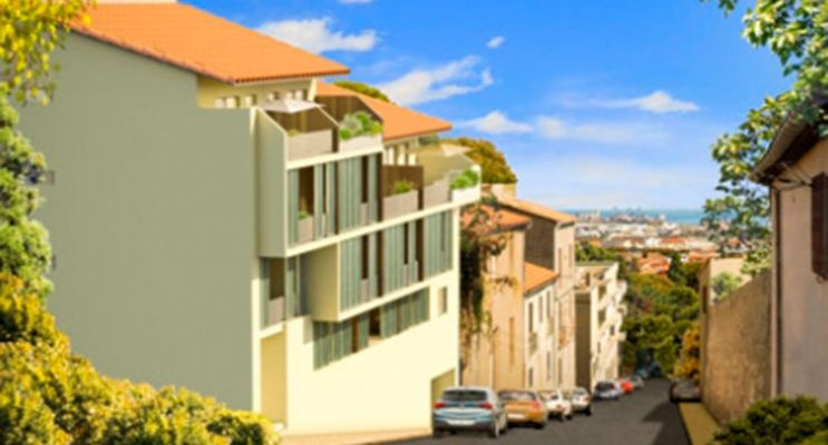 Photo du Résidence « Vista Mare » programme immobilier neuf en Loi Pinel à Sète