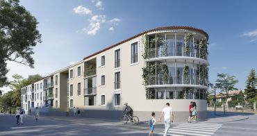 Vendargues programme immobilier neuf « Rosae »