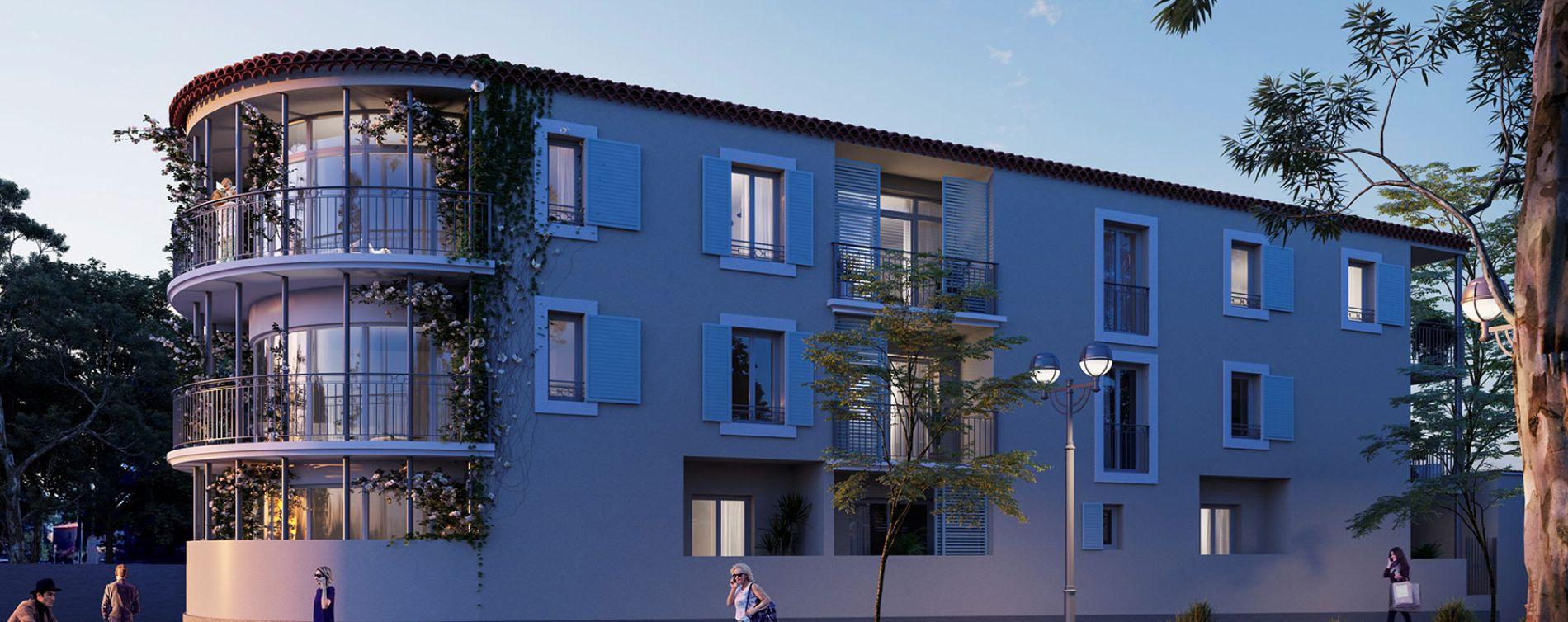 Vendargues : programme immobilier neuve « Rosae » en Loi Pinel (2)