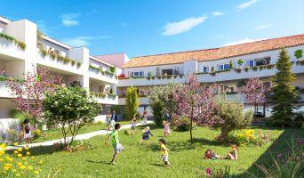 Vendargues : programme immobilier neuf « Soléa » en Loi Pinel