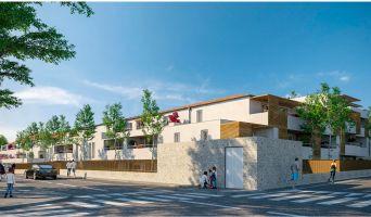 Vendargues programme immobilier neuve « Soléa » en Loi Pinel  (2)