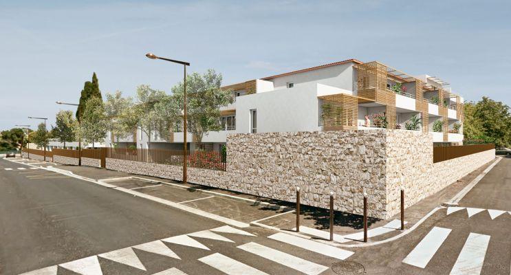 Photo du Résidence « Soléa » programme immobilier neuf en Loi Pinel à Vendargues