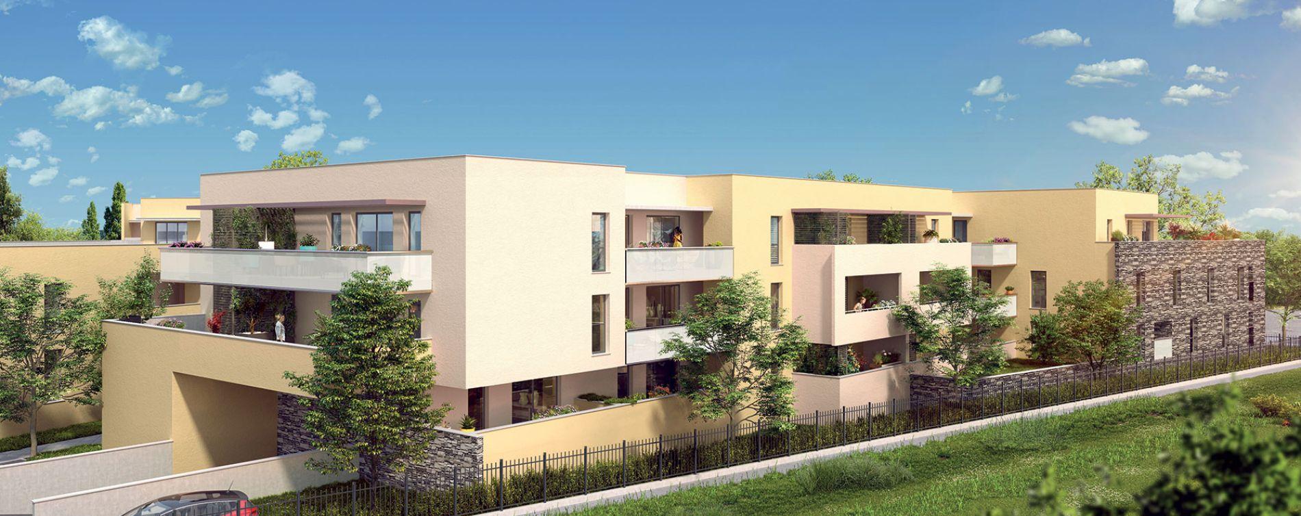 Villeneuve-lès-Maguelone : programme immobilier neuve « Marysol »