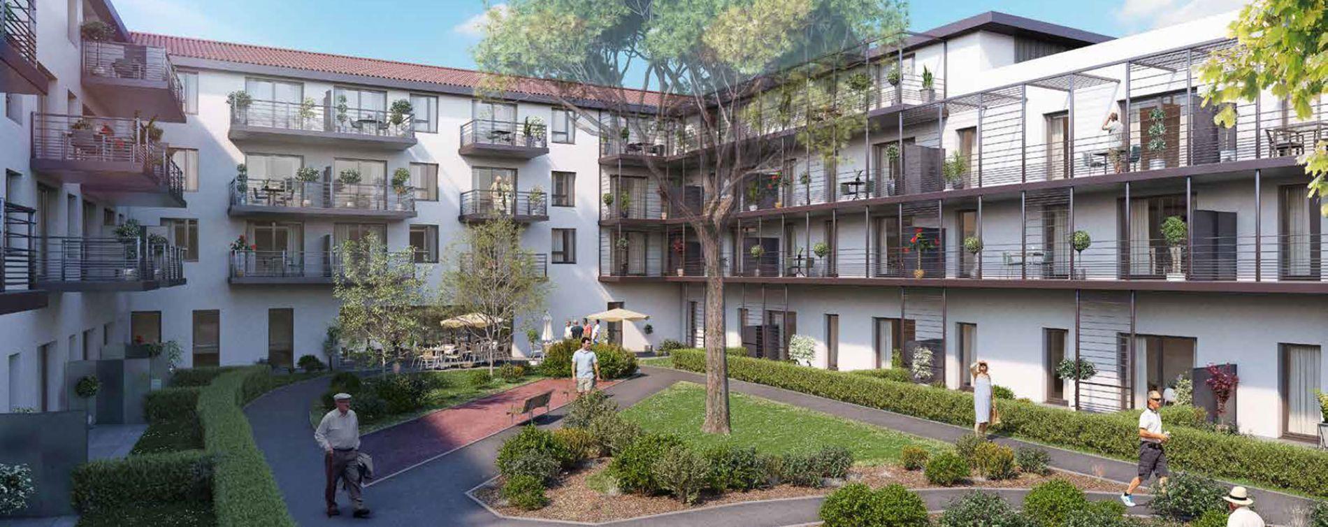 Cahors : programme immobilier neuve « L'Amarante »