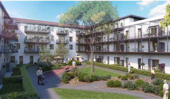 Photo du Résidence « L'Amarante » programme immobilier neuf à Cahors