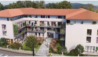 Cahors programme immobilier neuve « L'Amarante »  (2)
