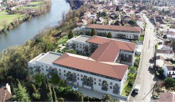 Cahors programme immobilier neuve « L'Amarante »  (3)