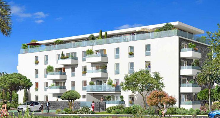 Photo du Résidence « La Marenda » programme immobilier neuf en Loi Pinel à Argelès-sur-Mer