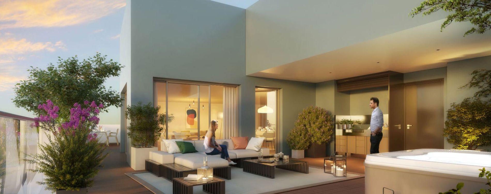 Canet-en-Roussillon : programme immobilier neuve « Bleu Eden » en Loi Pinel (2)