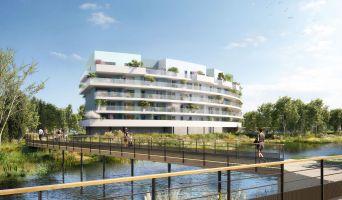Canet-en-Roussillon : programme immobilier neuf « Bleu Eden » en Loi Pinel