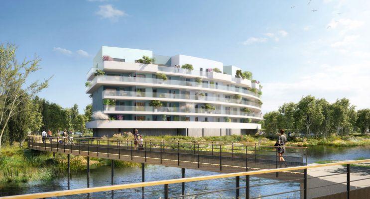 Canet-en-Roussillon programme immobilier neuf « Bleu Eden