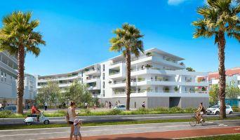 Photo n°2 du Résidence « Port D'Attache » programme immobilier neuf en Loi Pinel à Canet-en-Roussillon