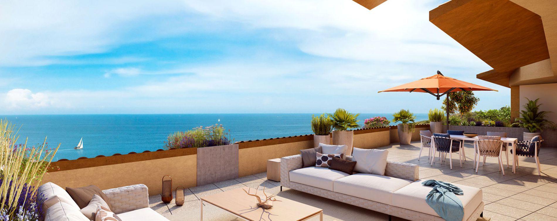 Résidence Les Terrasses Impériales à Collioure