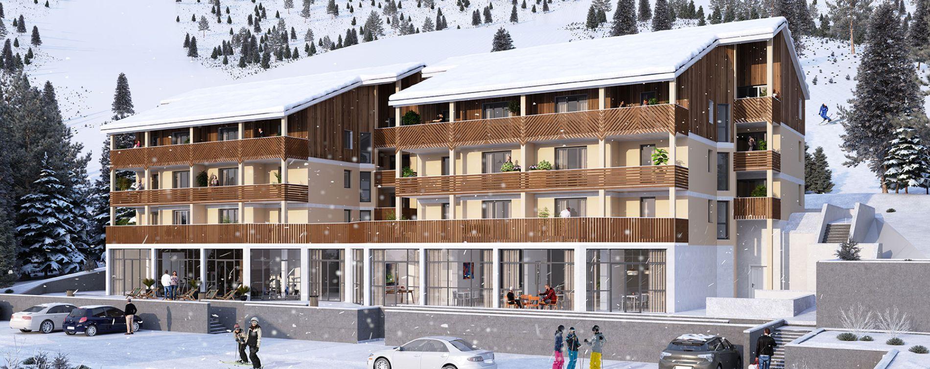 Eyne : programme immobilier neuve « Les Verts Sapins » (2)