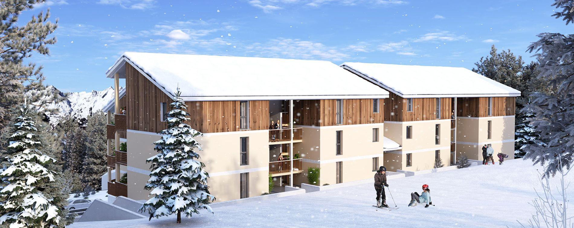 Eyne : programme immobilier neuve « Les Verts Sapins » (3)