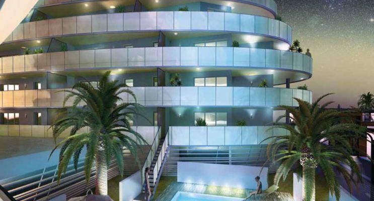 Résidence « Odyssea » programme immobilier neuf en Loi Pinel à Le Barcarès n°1