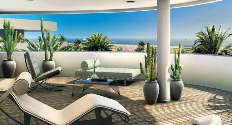 Résidence « Odyssea » programme immobilier neuf en Loi Pinel à Le Barcarès n°2