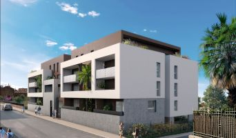 Photo du Résidence « Bassa Nova » programme immobilier neuf en Loi Pinel à Perpignan