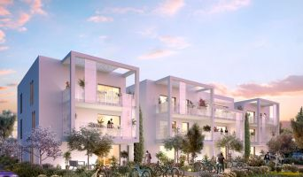 Photo du Résidence « Clos Sant Vicens » programme immobilier neuf en Loi Pinel à Perpignan