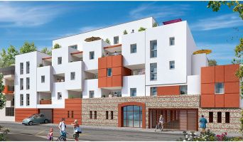 Photo du Résidence « Cubik » programme immobilier neuf à Perpignan