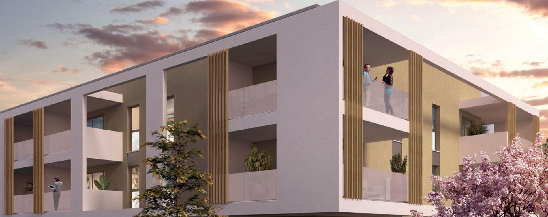 Perpignan : programme immobilier neuve « Domaine du Sud » en Loi Pinel