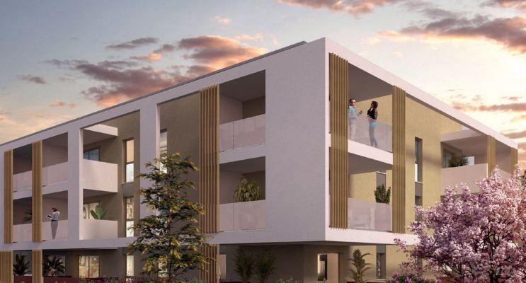 Photo du Résidence « Domaine du Sud » programme immobilier neuf en Loi Pinel à Perpignan