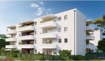 Perpignan programme immobilier neuve « Domaine Mas Rous Le Chenanson » en Loi Pinel  (2)