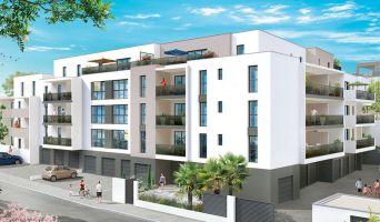 Résidence « L'Apostrophe » programme immobilier neuf en Loi Pinel à Perpignan n°1