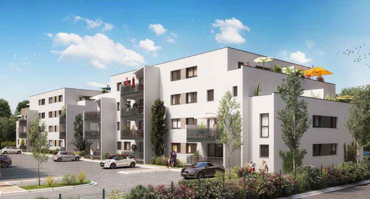 Photo du Résidence « Ligne & Pure » programme immobilier neuf à Perpignan