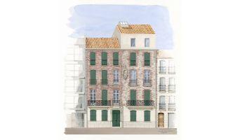 Photo du Résidence « Perpignan » programme immobilier neuf à Perpignan