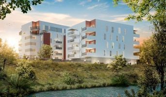 Résidence « Rives D'Ô » programme immobilier neuf en Loi Pinel à Perpignan n°1