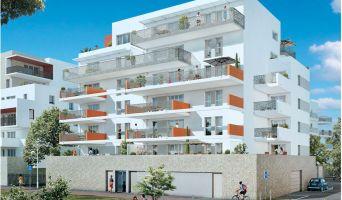 Résidence « Rives D'Ô » programme immobilier neuf en Loi Pinel à Perpignan n°2