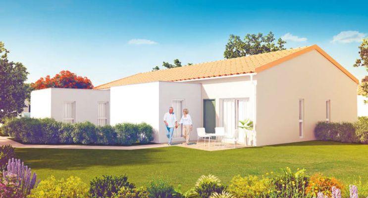 Photo du Résidence « Les Senioriales de Pollestres » programme immobilier neuf à Pollestres
