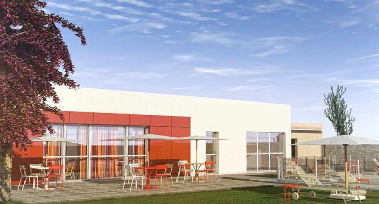 Résidence « Les Senioriales De Pollestres » programme immobilier neuf à Pollestres n°2