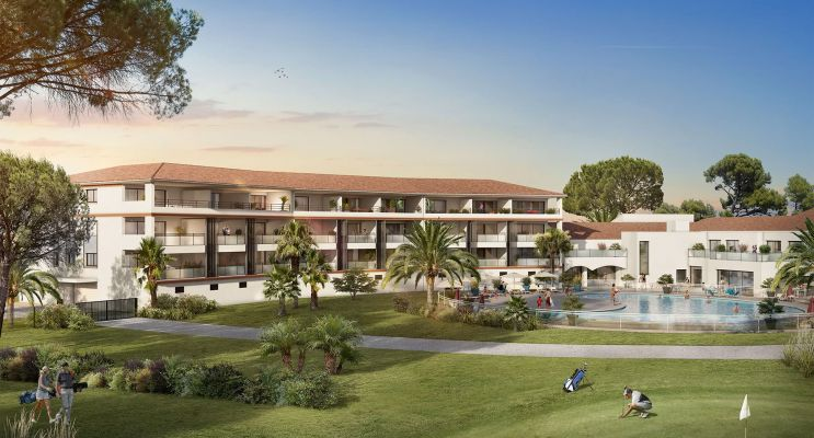 Résidence « Horizon Golf » programme immobilier neuf en Loi Pinel à Saint-Cyprien n°3