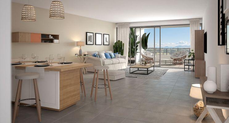 Résidence « Horizon Golf » programme immobilier neuf en Loi Pinel à Saint-Cyprien n°4
