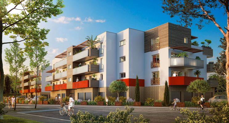 Photo du Résidence « Kallisté » programme immobilier neuf en Loi Pinel à Saint-Cyprien