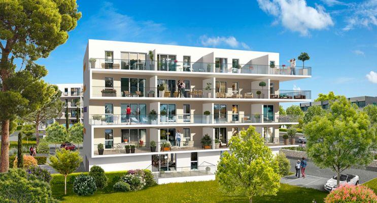 Photo du Résidence « Les Mistelles » programme immobilier neuf à Thuir