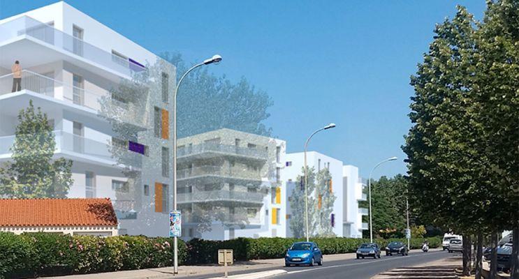 Résidence « Les Mistelles » programme immobilier neuf à Thuir n°2