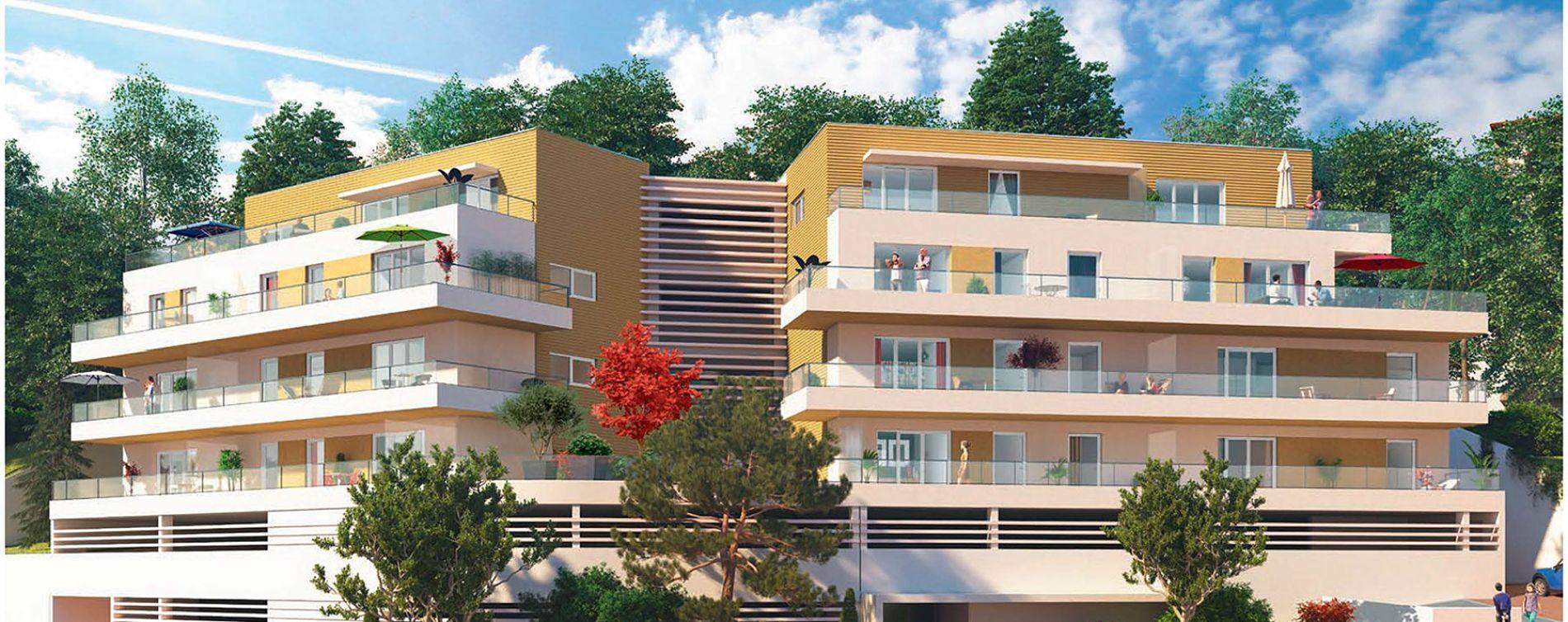 Résidence Bella Vista à Villeneuve-de-la-Raho