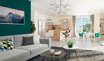 Villeneuve-de-la-Raho programme immobilier neuve « Bella Vista »  (2)