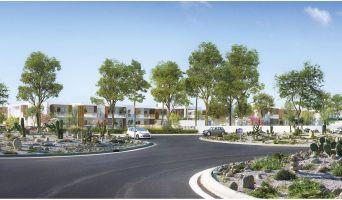 Villeneuve-de-la-Raho : programme immobilier neuf « Côté Lac » en Loi Pinel