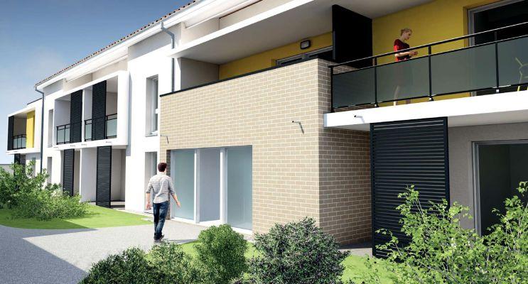 Photo du Résidence « Carré Verde » programme immobilier neuf à Aucamville