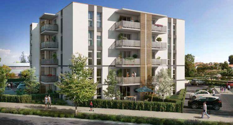 Photo du Résidence « Esprit Nouveau » programme immobilier neuf à Montauban