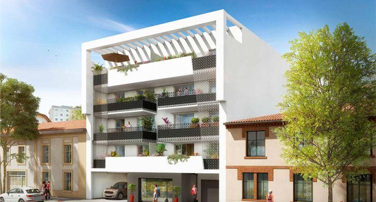 Résidence « L'Eloge » programme immobilier neuf à Montauban n°1