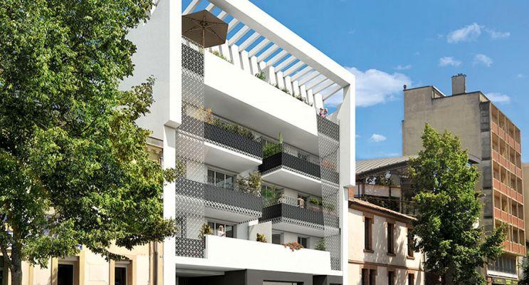 Résidence « L'Eloge » programme immobilier neuf à Montauban n°2
